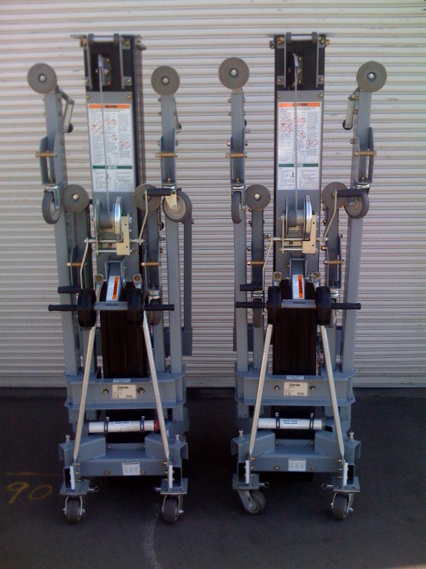 Genie Lift ST25 Crank Super Tower- 2 Available
