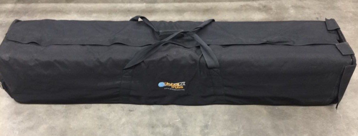 5 Ft Heavy Duty Global Truss Transport Bags (Sold as a LOT of 7)